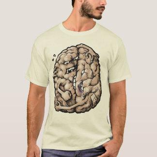 Lucha de la mente camiseta
