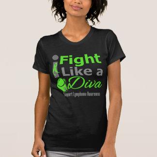 Lucha del linfoma I como una diva Camiseta