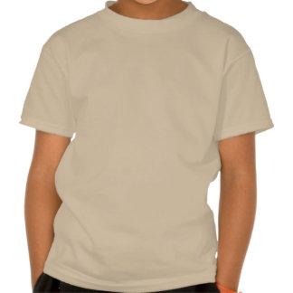 Lucha grasienta de la hierba camiseta