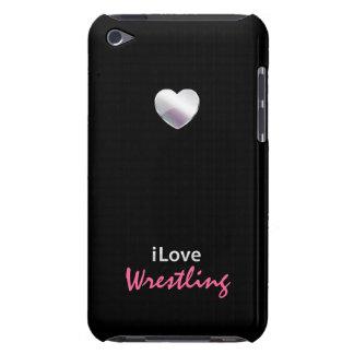 Lucha linda iPod Case-Mate carcasa