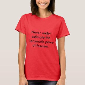 Lucha para la democracia con esta camiseta barata