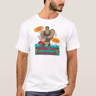 Luchador Noche Camiseta