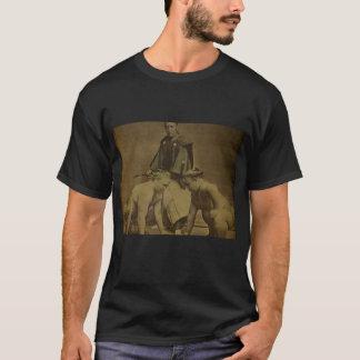 Luchadores japoneses 1867 del sumo camiseta