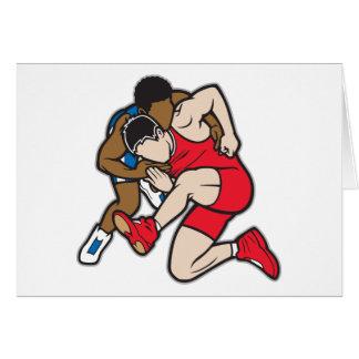 Luchadores Felicitaciones