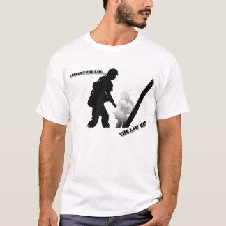 Luché la ley camiseta