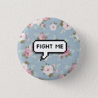 Lúcheme botón floral de Pinback