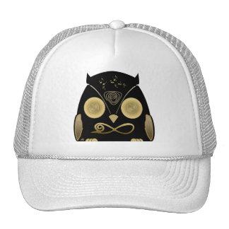 Luck Owl!! eXi Gorros
