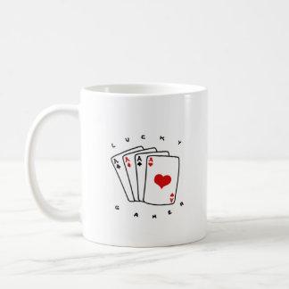 Lucky Gamer Taza De Café