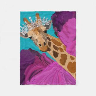 Lucy la manta de la jirafa