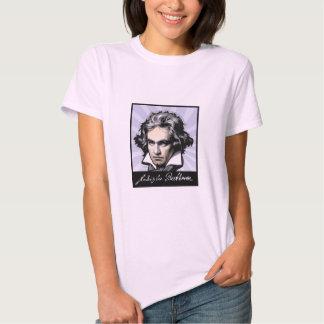 Ludwig van Beethoven Camisas