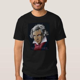 Ludwig van Beethoven Camiseta