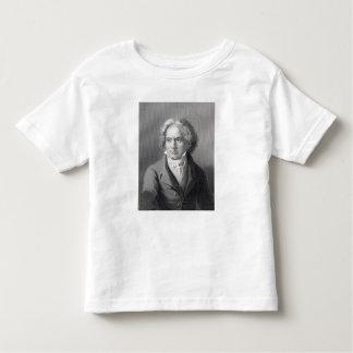 Ludwig van Beethoven Camiseta De Bebé