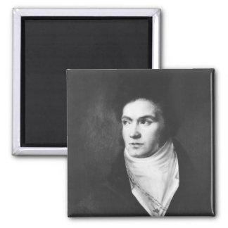 Ludwig van Beethoven joven 1806 Imanes
