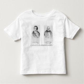 Ludwig van Beethoven y Francois-Antoine Habeneck Camisetas