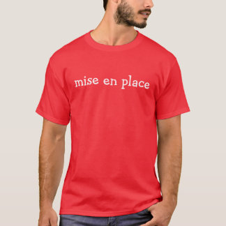 lugar del en del mise camiseta