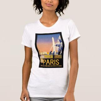 Lugar del la Concorde del ~ de París Camiseta