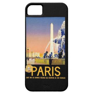 Lugar del la Concorde del ~ de París iPhone 5 Case-Mate Coberturas