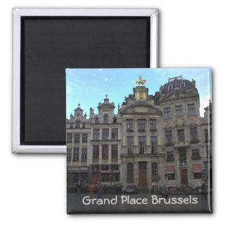 Lugar magnífico, Bruselas Iman De Frigorífico