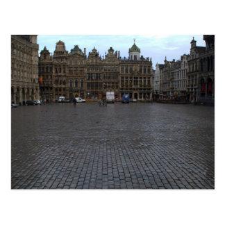 Lugar magnífico, Bruselas Postal