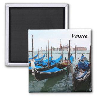 Lugares románticos en Venecia Imanes