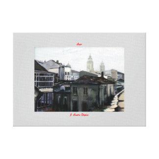Lugo Impresión En Lienzo
