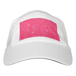 Lujo brillante del diamante gorra de alto rendimiento