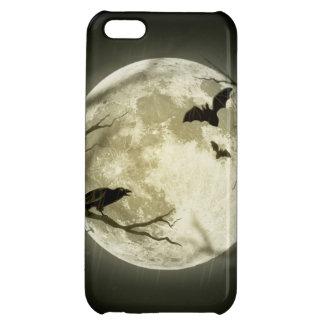 Luna de Halloween - ilustracion de la Luna Llena