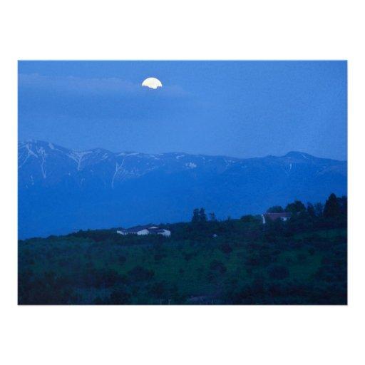 Luna de las buenas noches comunicados personalizados