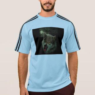 Luna del lobo camiseta