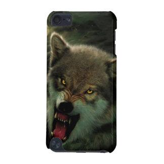Luna del lobo carcasa para iPod touch 5G