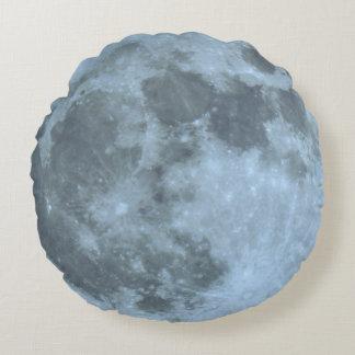 Luna estupenda cojín redondo