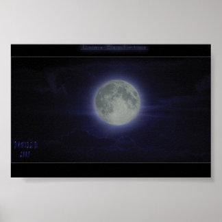 Luna Expletus Póster