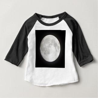 Luna Llena Camiseta De Bebé