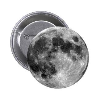 Luna Llena Chapa Redonda De 5 Cm