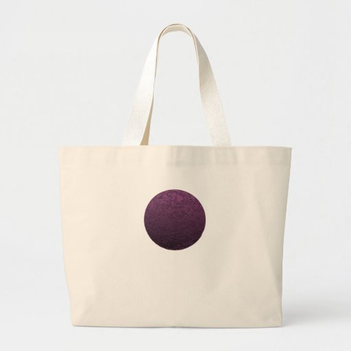 Luna púrpura bolsa de mano