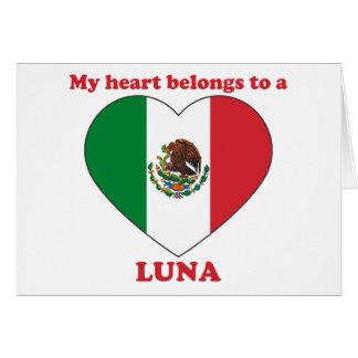 Luna Felicitaciones