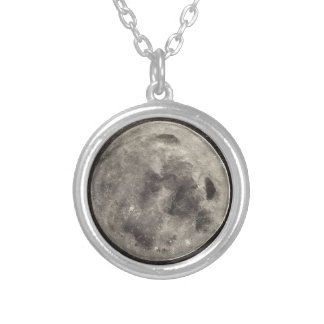 Lunar Colgante Redondo