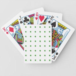 Lunar del trébol baraja de cartas