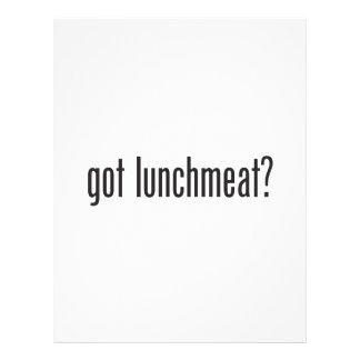 lunchmeat conseguido folleto 21,6 x 28 cm