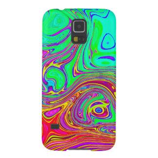 luV del color Carcasa De Galaxy S5