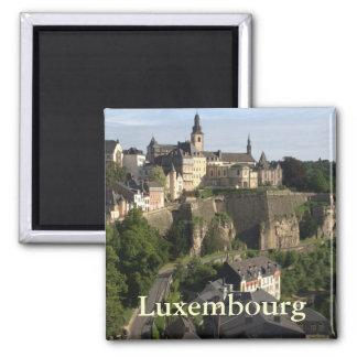 Luxemburgo Imán Cuadrado