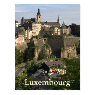 Luxemburgo Tarjetas Postales
