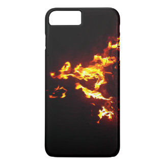 Luz con calor funda iPhone 7 plus
