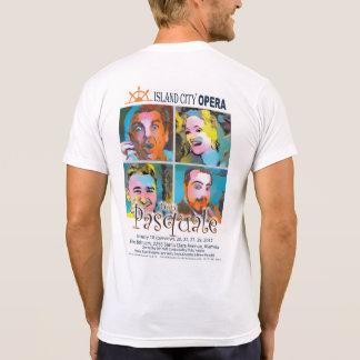 Luz de la camiseta de los hombres de Don Pascual