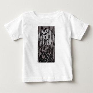 Luz de luna de Bushido Camiseta De Bebé