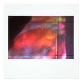 Luz de una ventana 2 de la capilla - Ranch del Invitación 13,3 Cm X 13,3cm