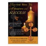 Luz del señor Success Tarjeta