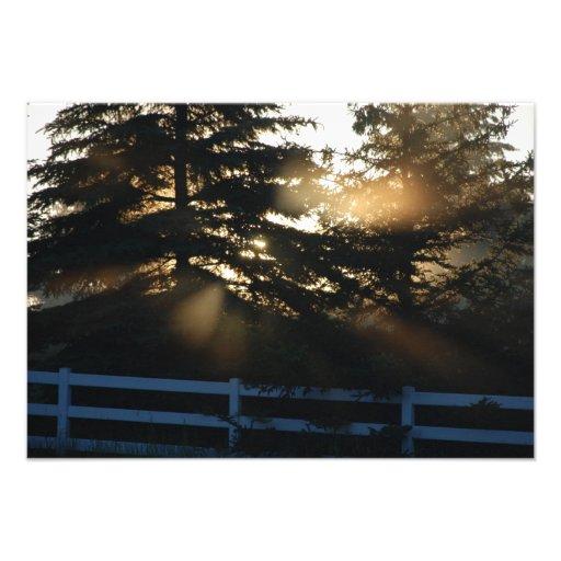 Luz en tarjetas de condolencia cristianas de los á invitacion personalizada