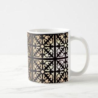 Luz trasera taza de café