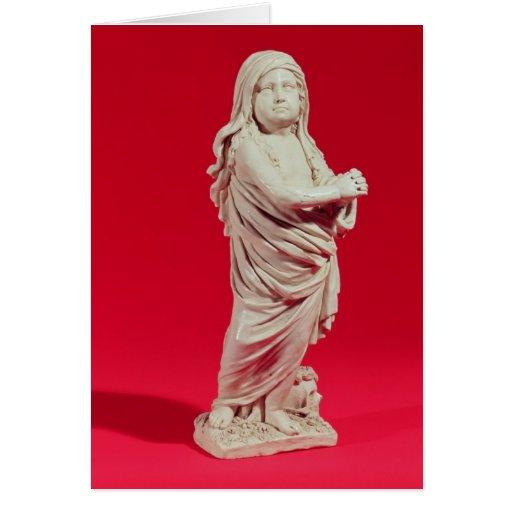 Lydia Dwight resucitado, 1674 Tarjetón